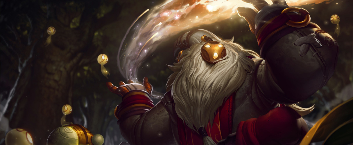 Champion Preview: Bard