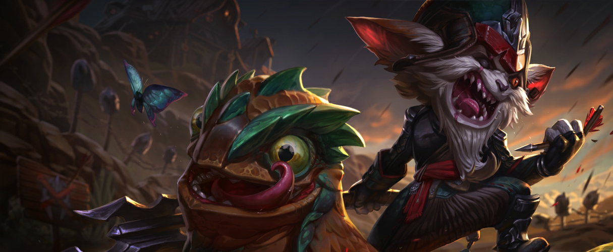 Champion Preview: Kled